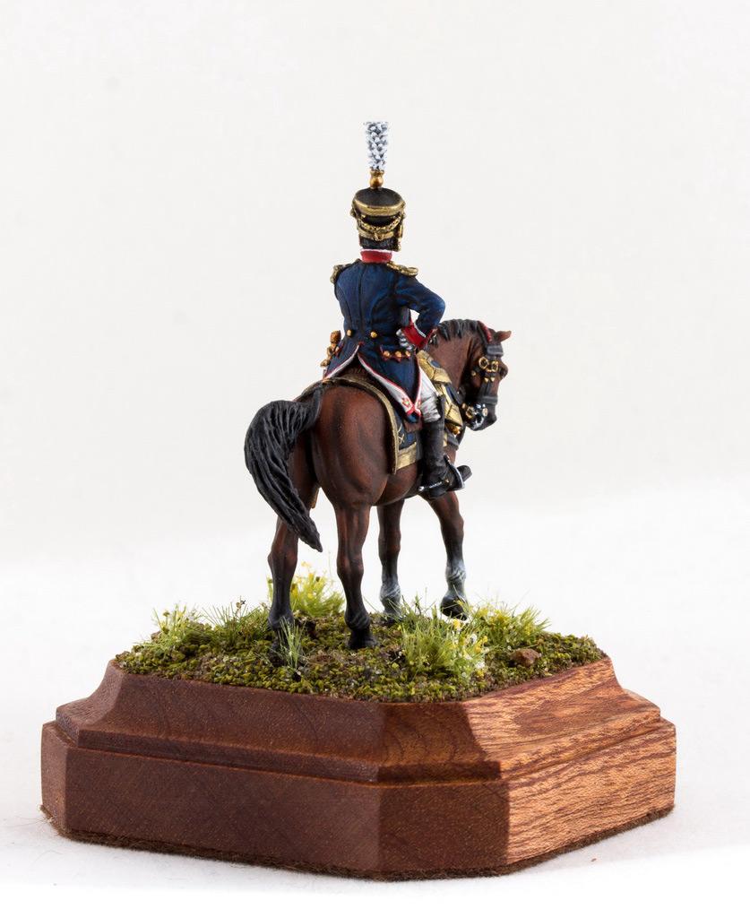 Фигурки: Шеф батальона 4-го полка лин. пехоты. Франция, 1808-13 гг., фото #5