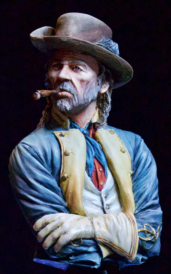 Фигурки: Офицер южан, гражданская война в США, фото #11