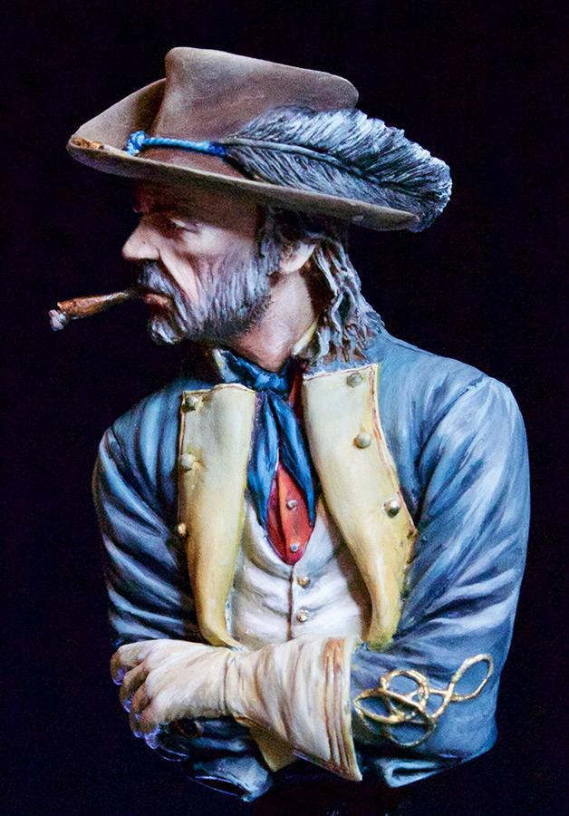 Фигурки: Офицер южан, гражданская война в США, фото #3