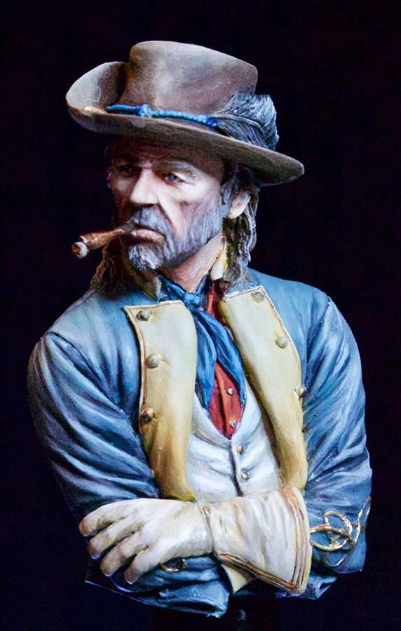 Фигурки: Офицер южан, гражданская война в США, фото #4