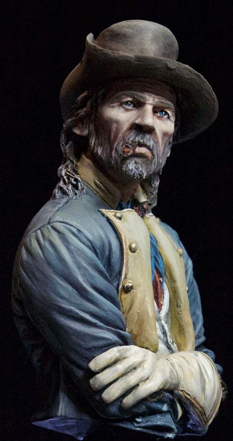Фигурки: Офицер южан, гражданская война в США, фото #6
