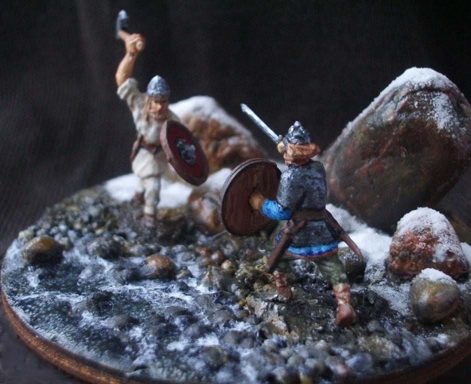 Диорамы и виньетки: Северная легенда, фото #3