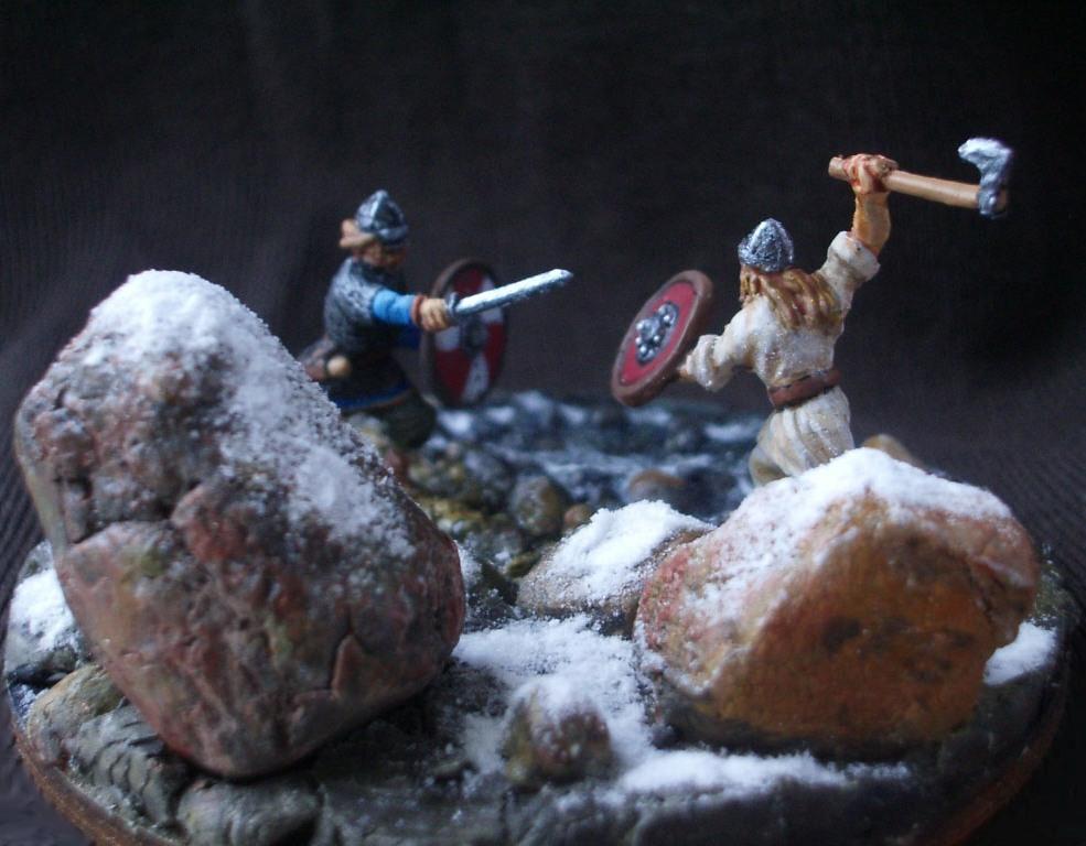 Диорамы и виньетки: Северная легенда, фото #4