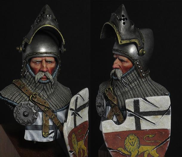 Фигурки: Рыцарь из Бонна