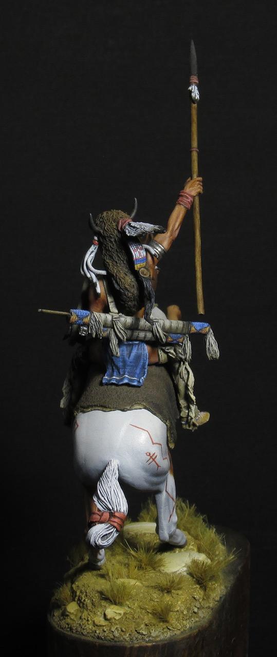 Фигурки: Кочевник Великих Равнин, фото #10