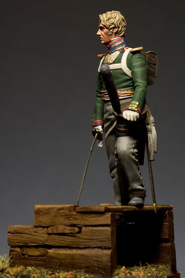 Фигурки: Офицер Семёновского полка, фото #3