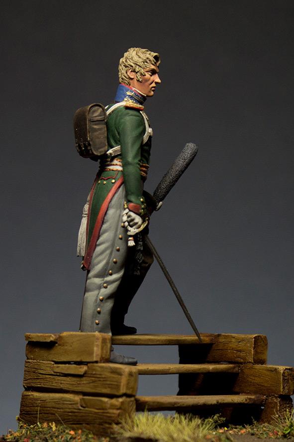 Фигурки: Офицер Семёновского полка, фото #6