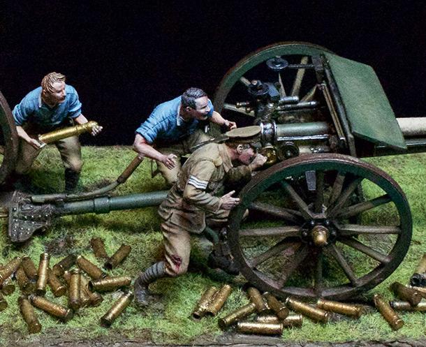 Диорамы и виньетки: Английская Королевская конная артилерия