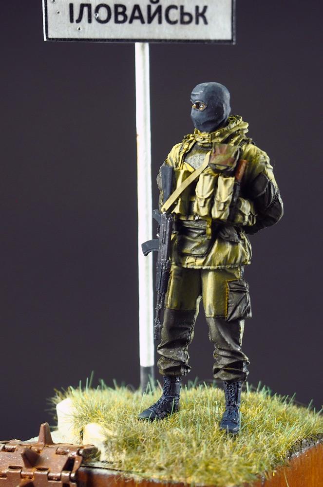 Фигурки: PROXI воин, фото #1