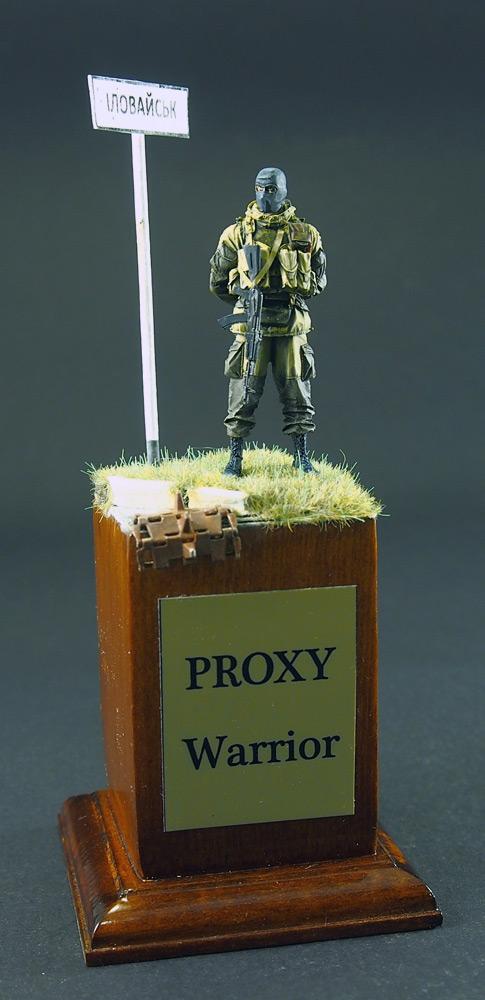 Фигурки: PROXI воин, фото #3