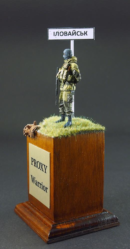 Фигурки: PROXI воин, фото #7