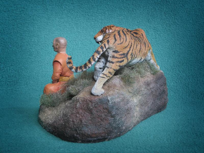 Скульптура: Медитация, фото #12