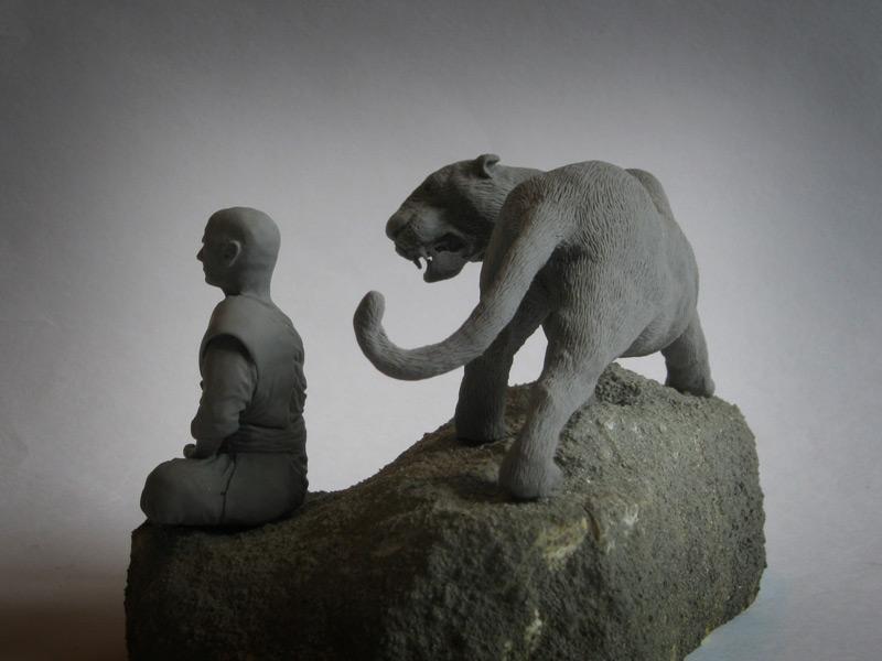 Скульптура: Медитация, фото #20