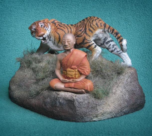 Скульптура: Медитация