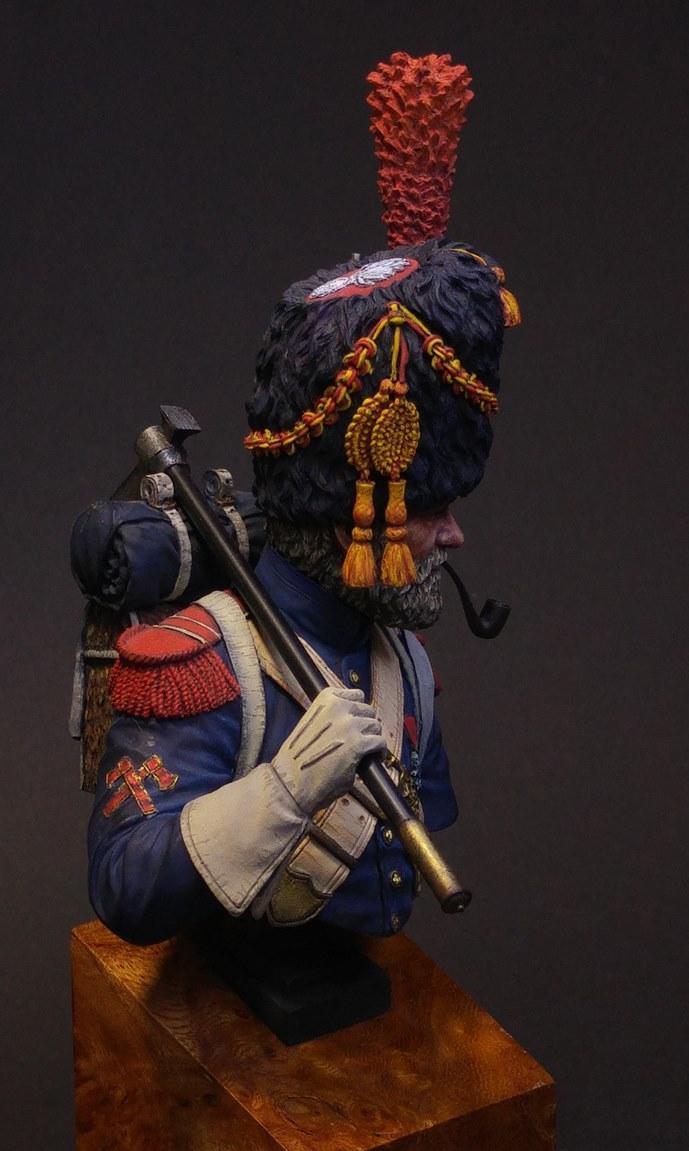 Фигурки: Сапер старой гвардии, фото #8