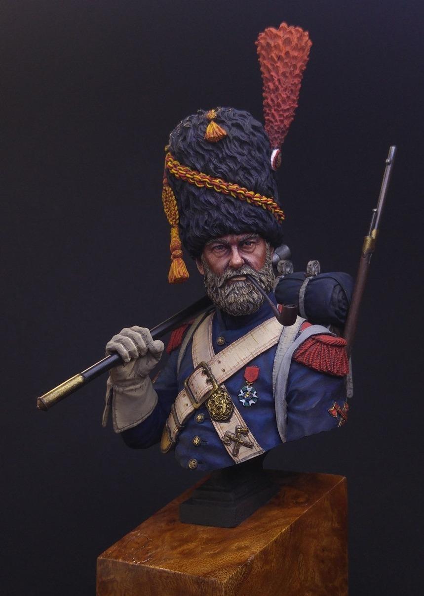 Фигурки: Сапер старой гвардии, фото #9