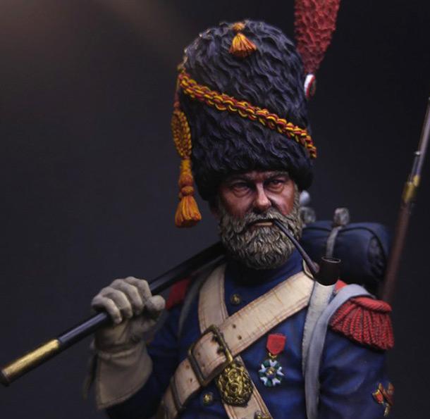 Фигурки: Сапер старой гвардии