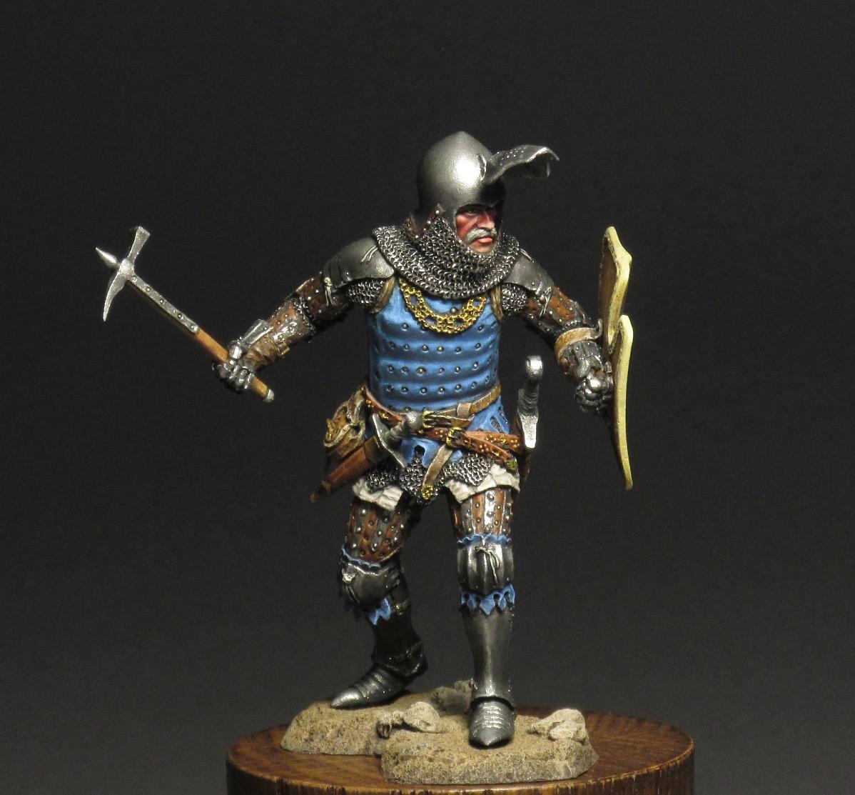 Фигурки: Силезский рыцарь, фото #1