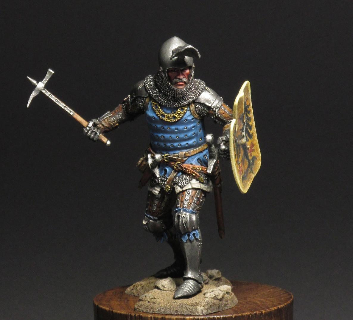 Фигурки: Силезский рыцарь, фото #4