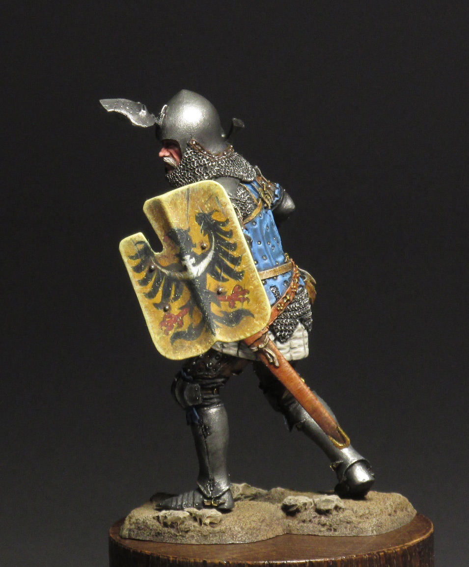 Фигурки: Силезский рыцарь, фото #7
