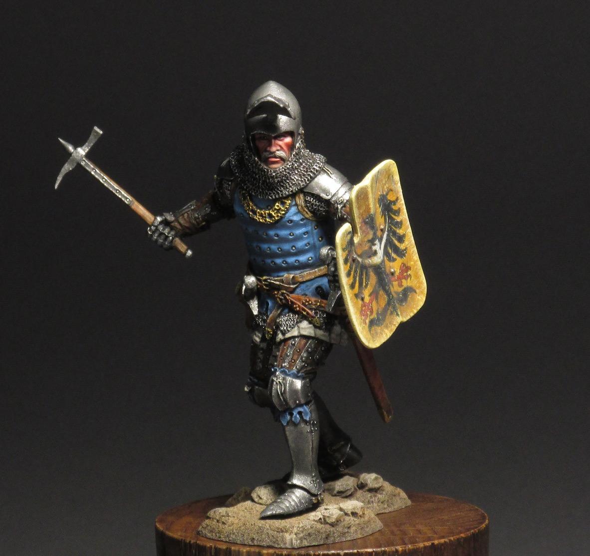 Фигурки: Силезский рыцарь, фото #8