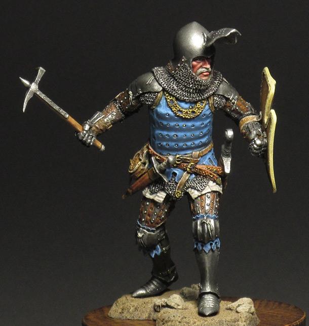 Фигурки: Силезский рыцарь