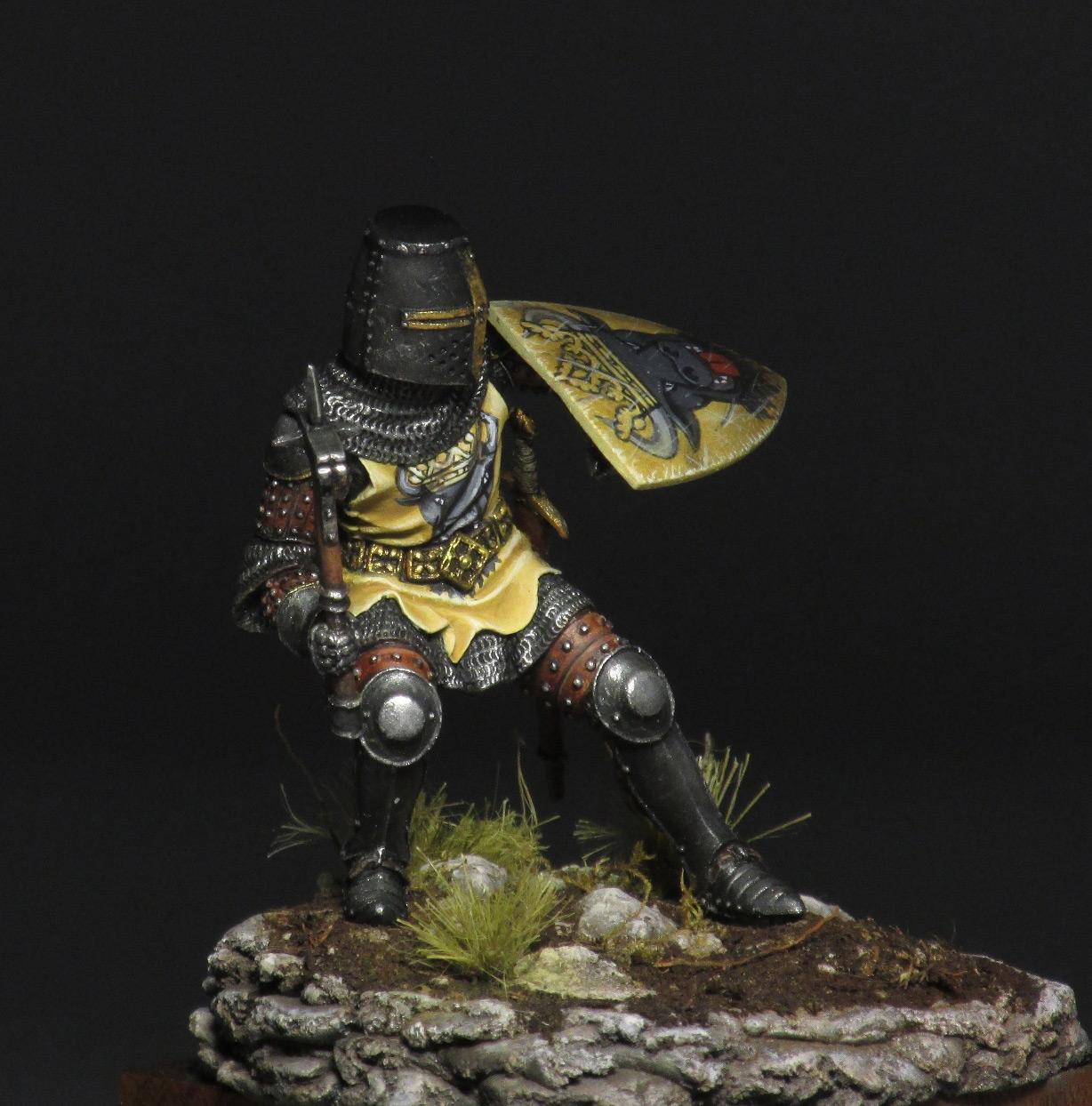 Фигурки: Средневековый рыцарь, фото #10