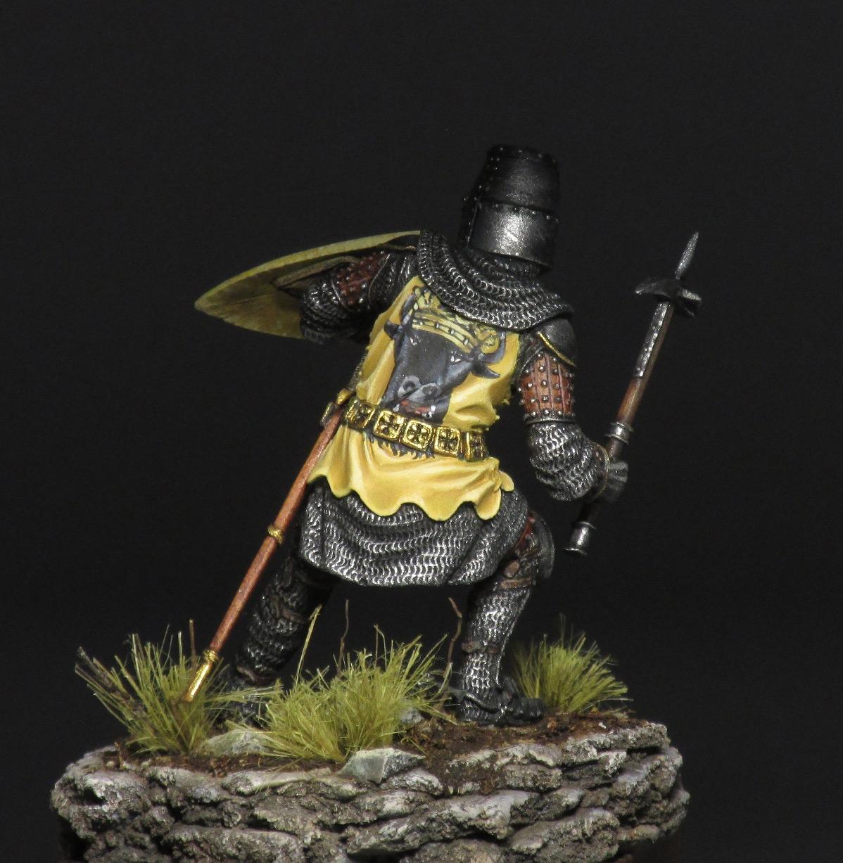 Фигурки: Средневековый рыцарь, фото #2