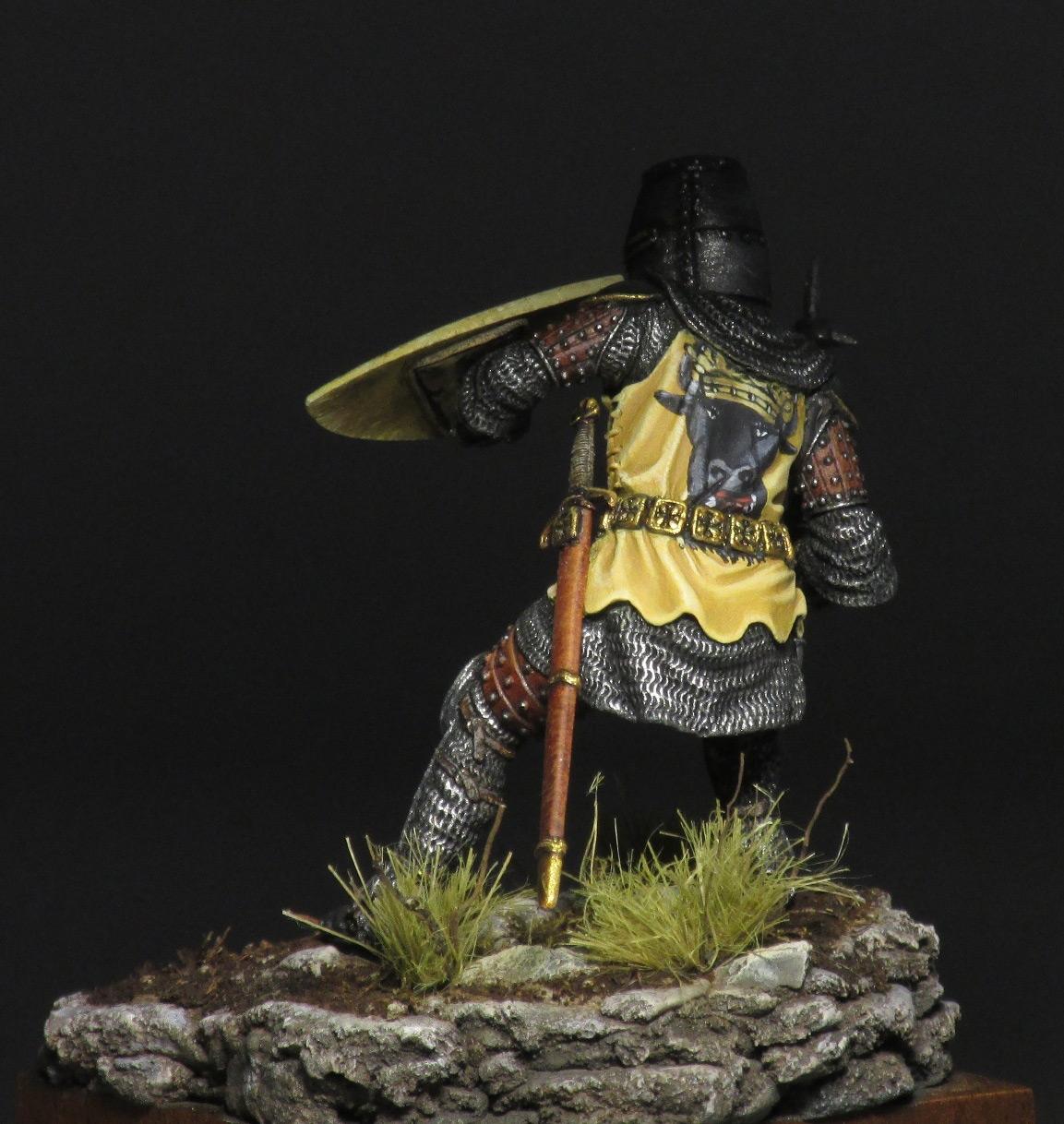 Фигурки: Средневековый рыцарь, фото #3