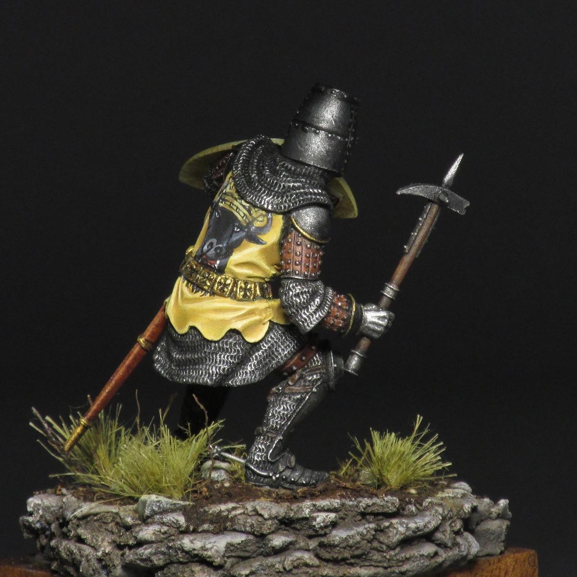Фигурки: Средневековый рыцарь, фото #6