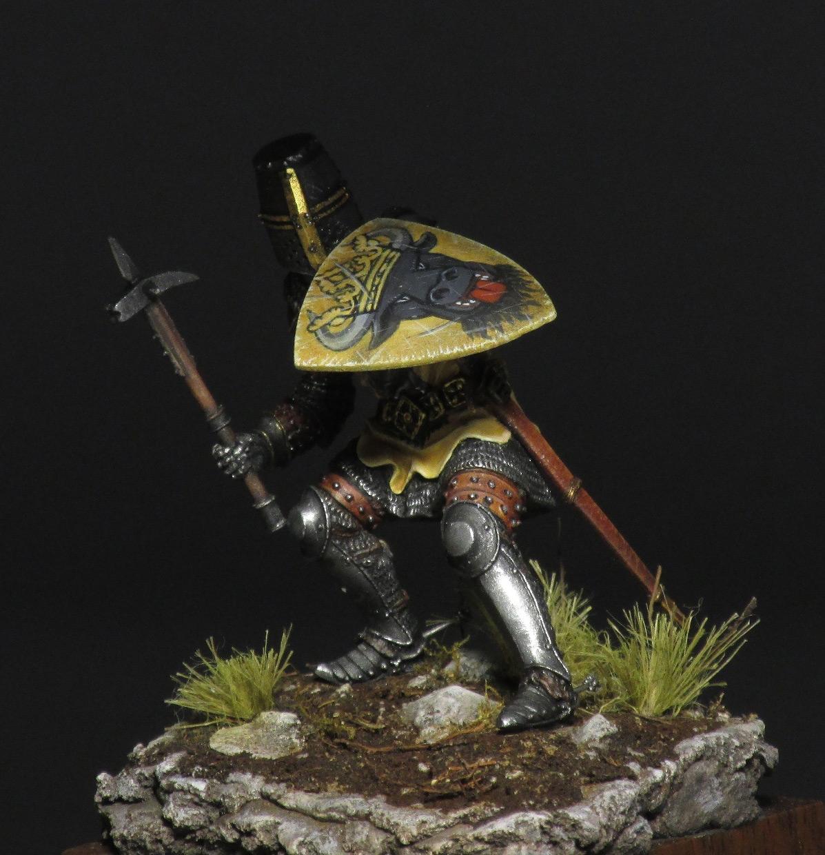 Фигурки: Средневековый рыцарь, фото #8