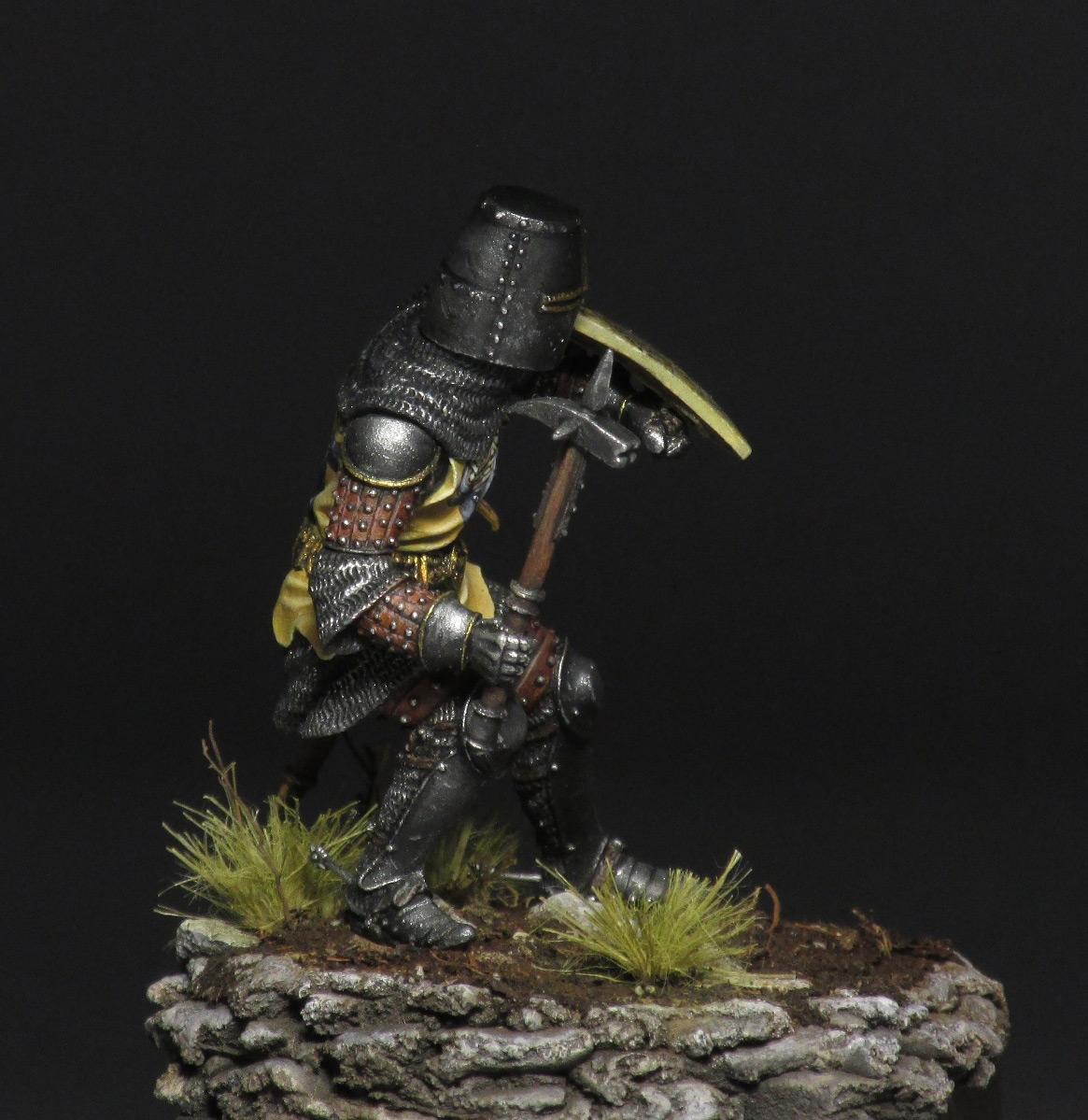 Фигурки: Средневековый рыцарь, фото #9