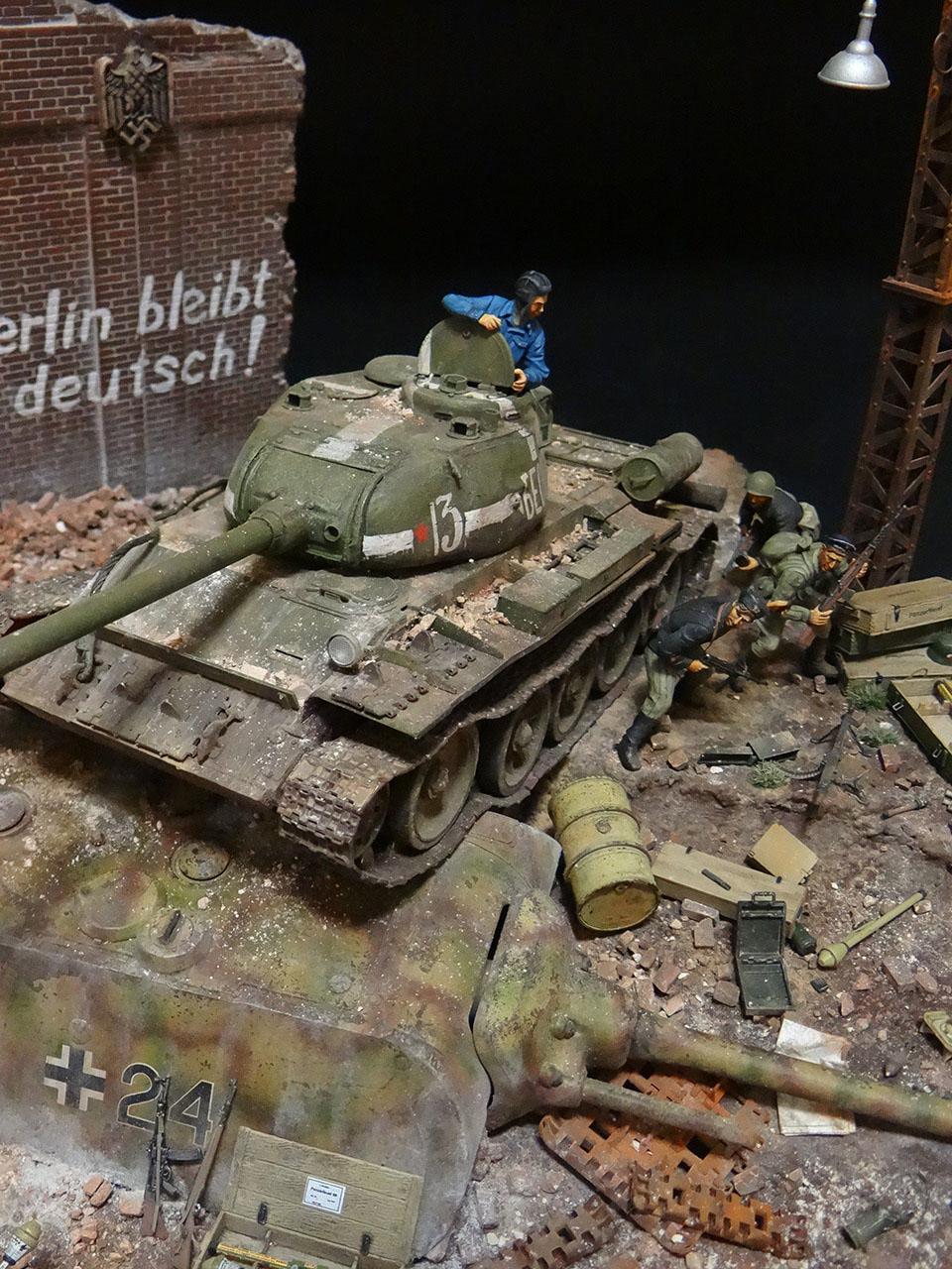 Диорамы и виньетки: Берлин-46, фото #23