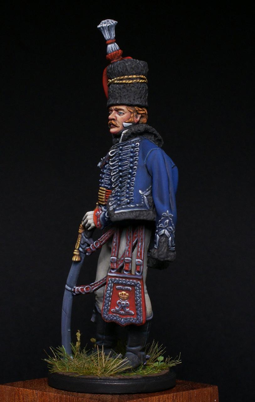 Фигурки: Британский офицер 15-го гусарского полка, фото #3