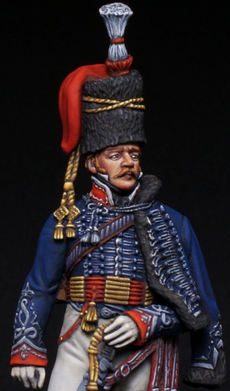 Фигурки: Британский офицер 15-го гусарского полка, фото #8
