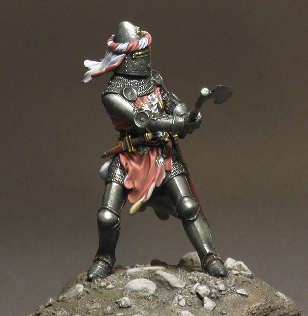 Фигурки: Богемский рыцарь