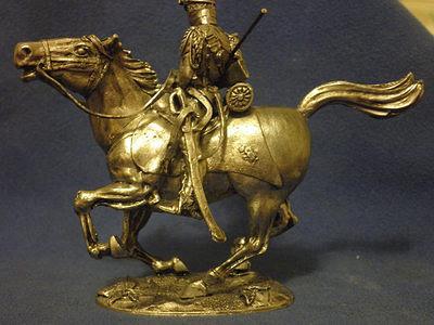 Скульптура: Красный улан, фото #12