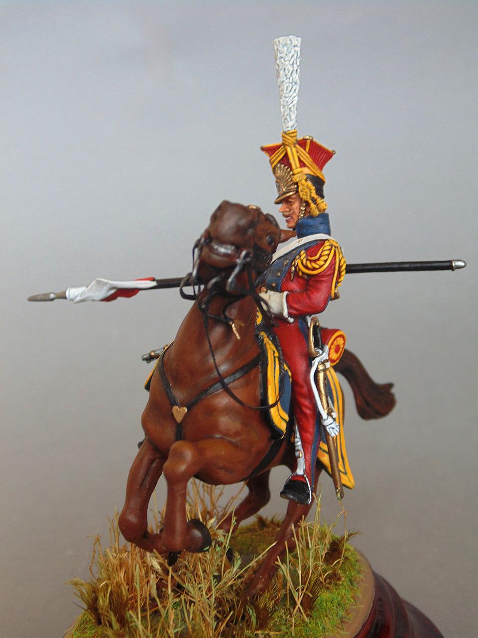 Скульптура: Красный улан, фото #4