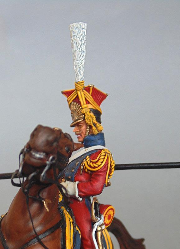 Скульптура: Красный улан, фото #5