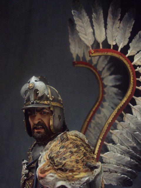 Фигурки: Польский крылатый гусар, фото #3