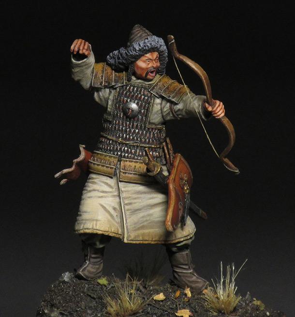 Фигурки: Монгольский лучник