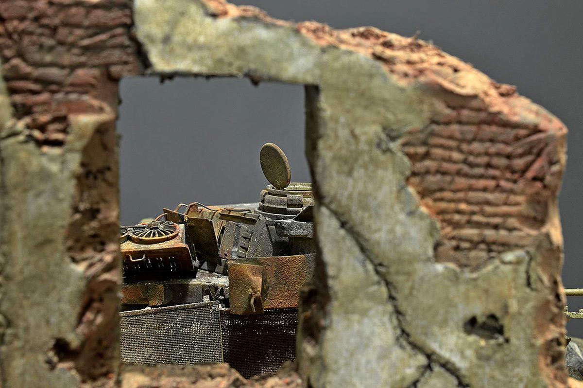 Диорамы и виньетки: Тевтонский излом, фото #19