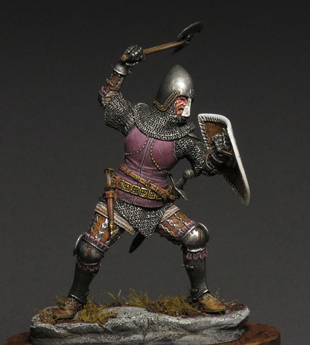 Фигурки: Бранденбургский рыцарь