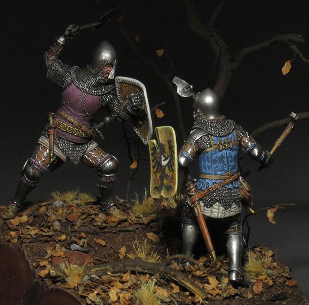 Диорамы и виньетки: Прусская осень