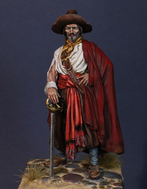 Фигурки: Бартоломео Португальский, 1669