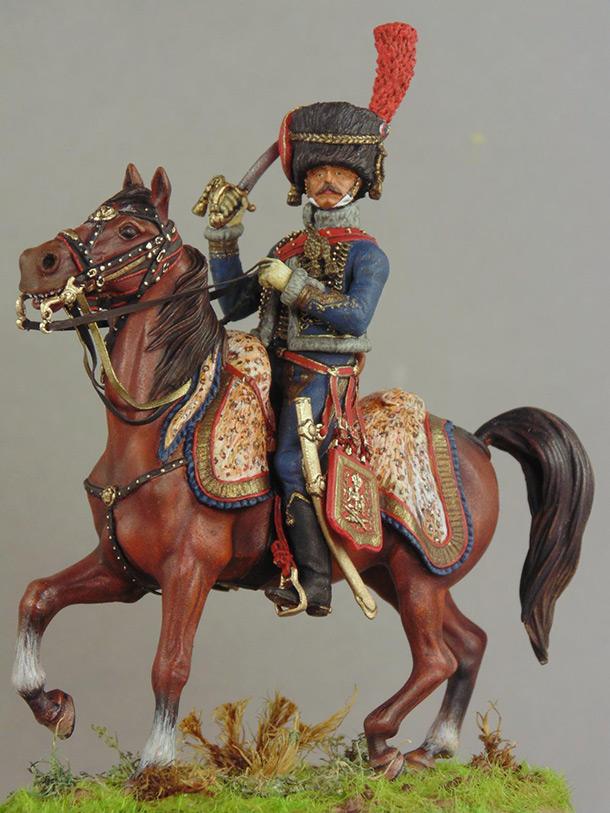 Фигурки: Офицер гвардейской конной артиллерии