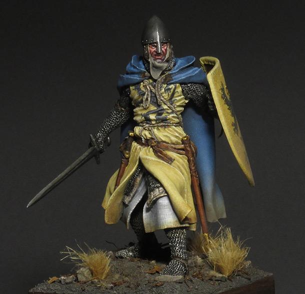 Фигурки: Рыцарь Фландрии
