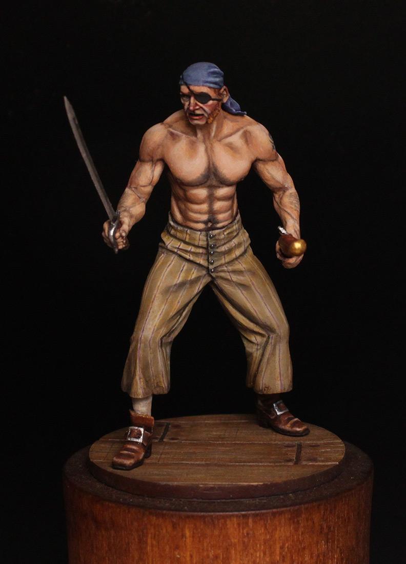Фигурки: Пират, XVIII в., фото #2