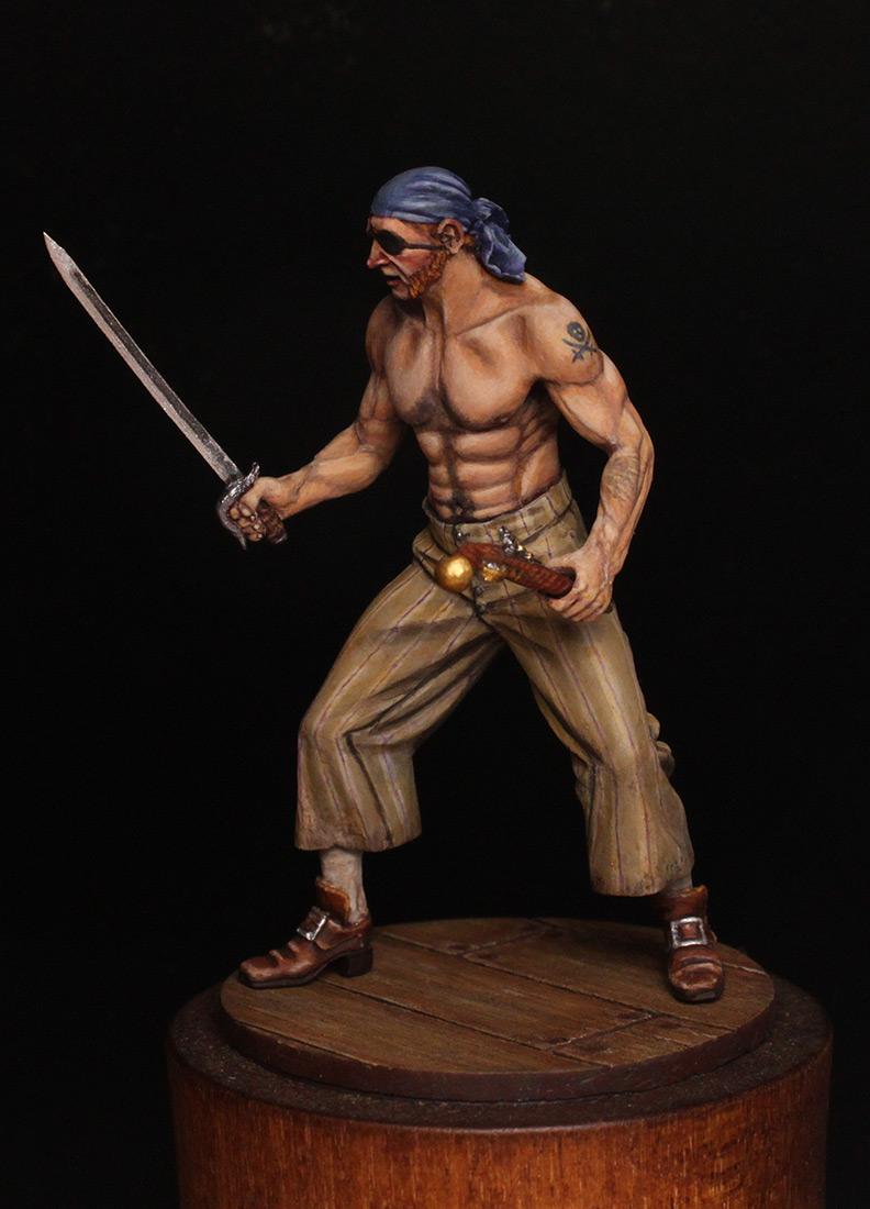 Фигурки: Пират, XVIII в., фото #3