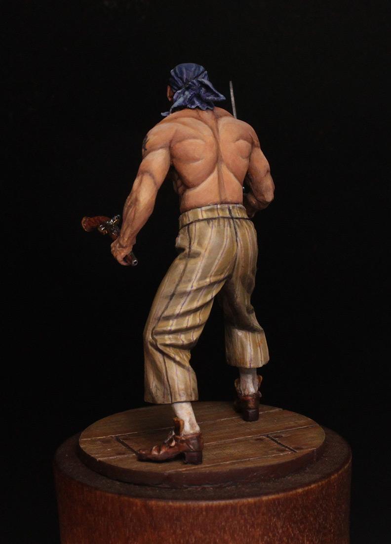 Фигурки: Пират, XVIII в., фото #5